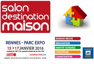 Salon destination maison a Rennes